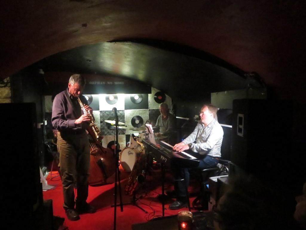 Pete Canter +trio 3