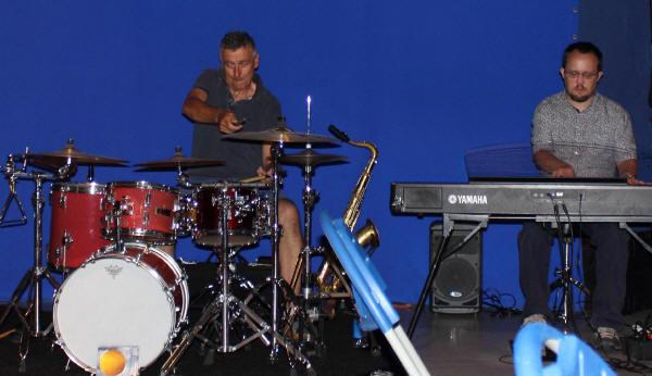 pete drums & james